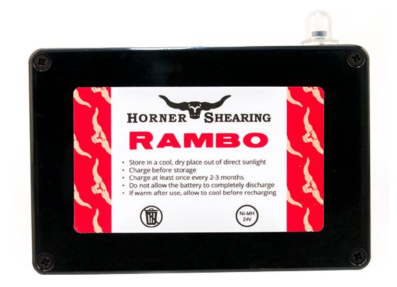 Rambo Batteri