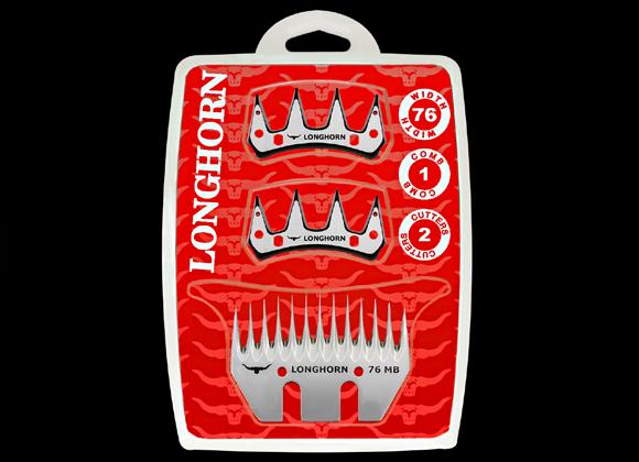 Longhorn Standard Handy Pakke