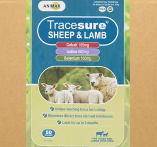 Tracesure Sheep & Lamb 50