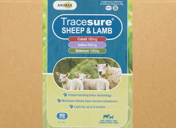 Tracesure Sheep & Lamb 50